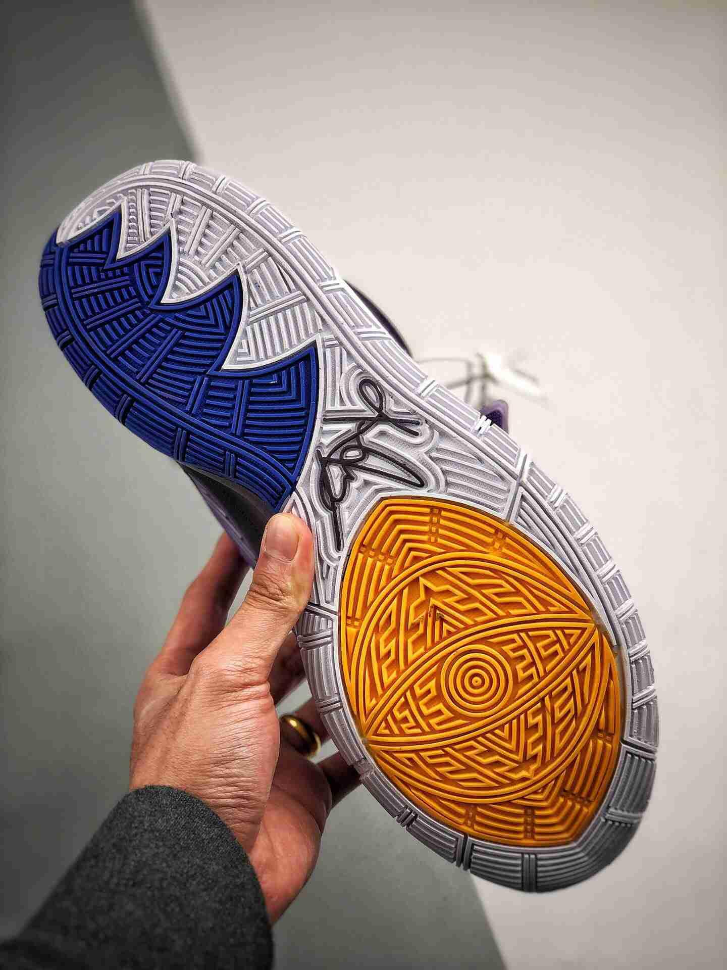 Nike Kyrie 6 紫罗兰 欧文6代
