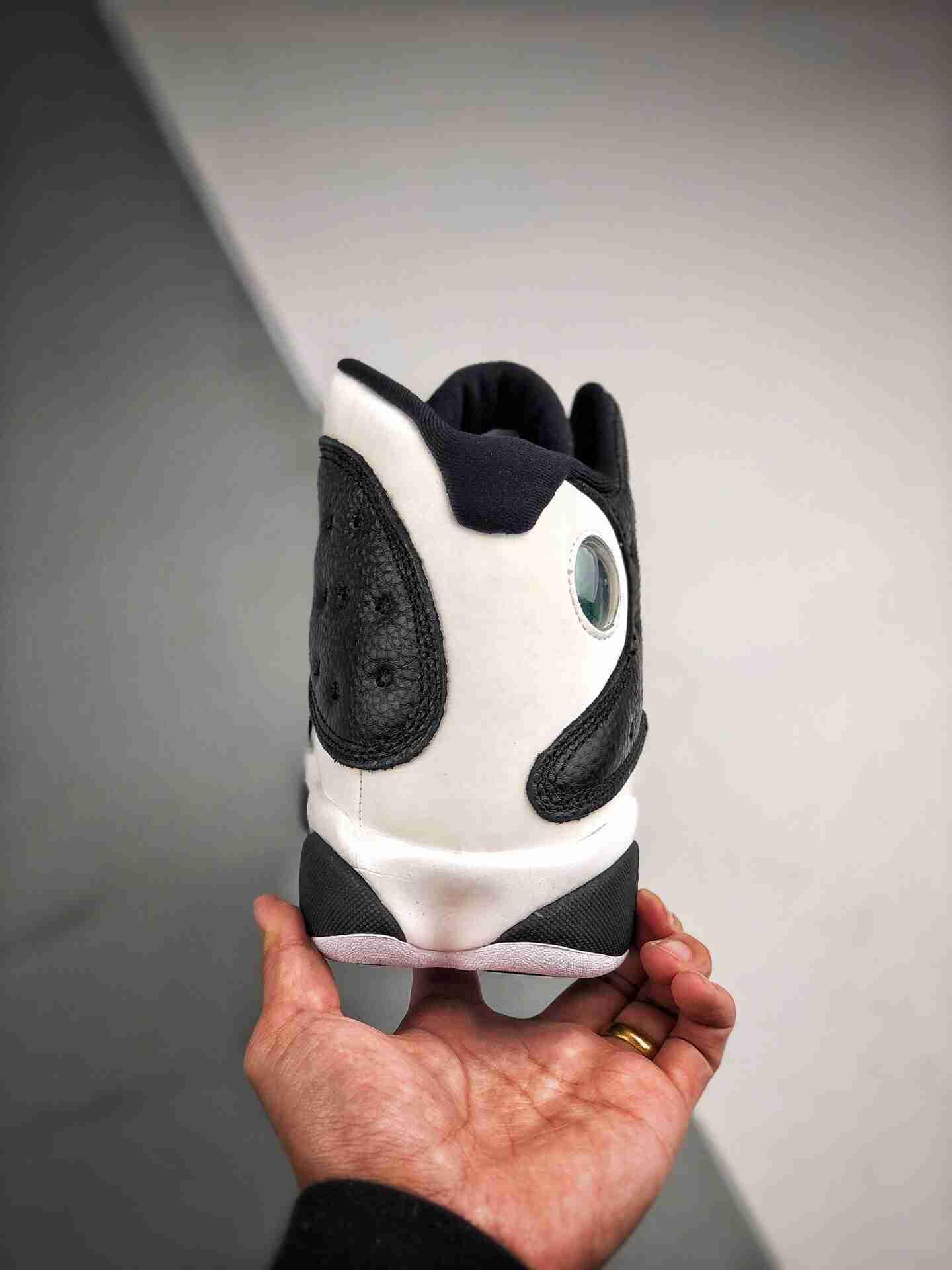 AirJordan 13 翻转3M熊猫