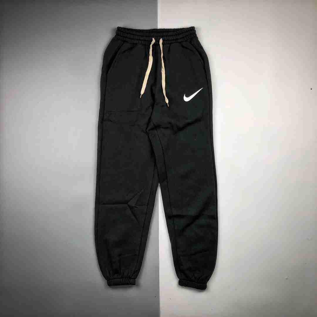 Nike/耐克 19Fw Swoosh小勾子印花加绒长裤