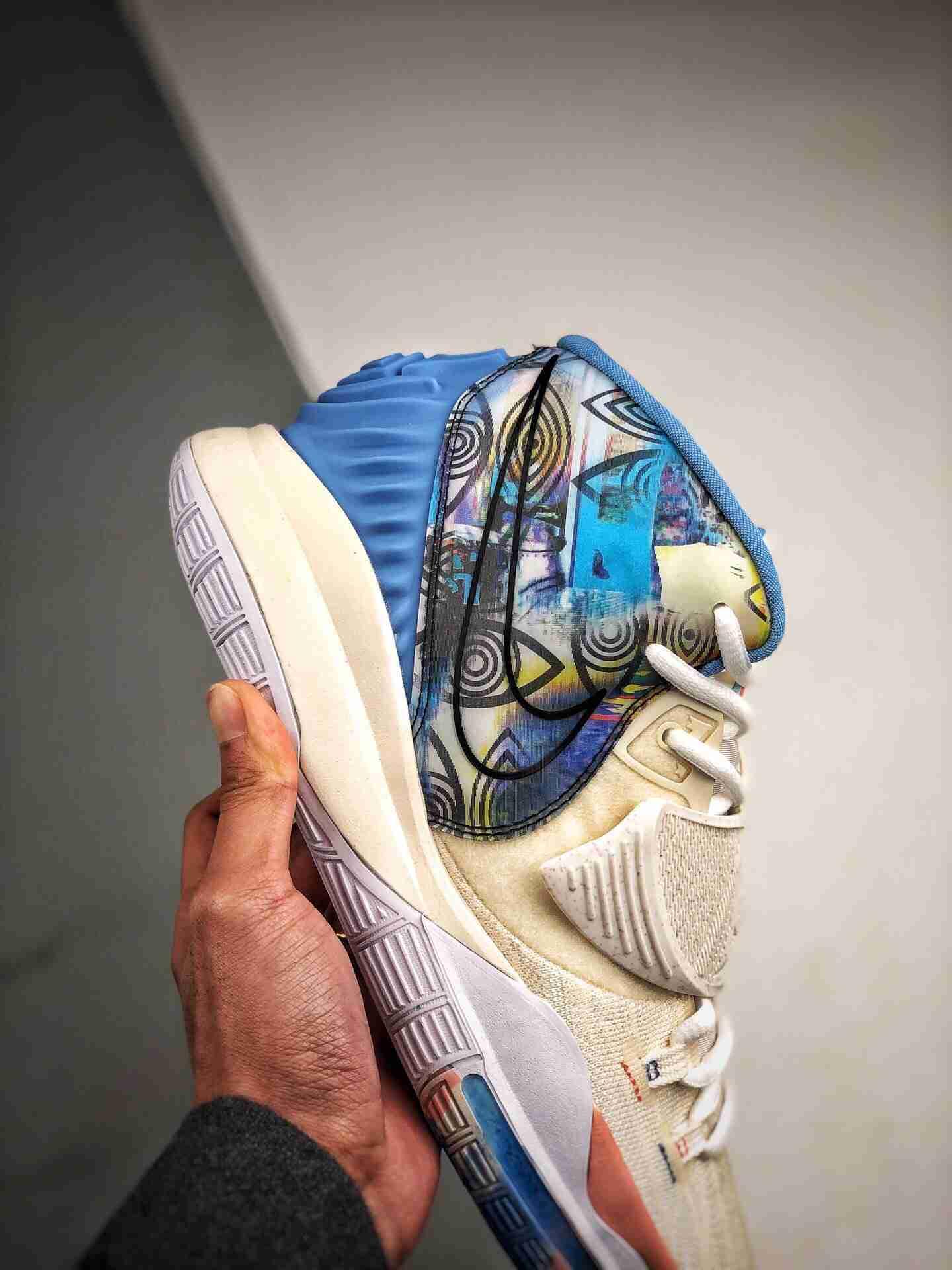 Nike Kyrie 6 欧文6代  城市限定