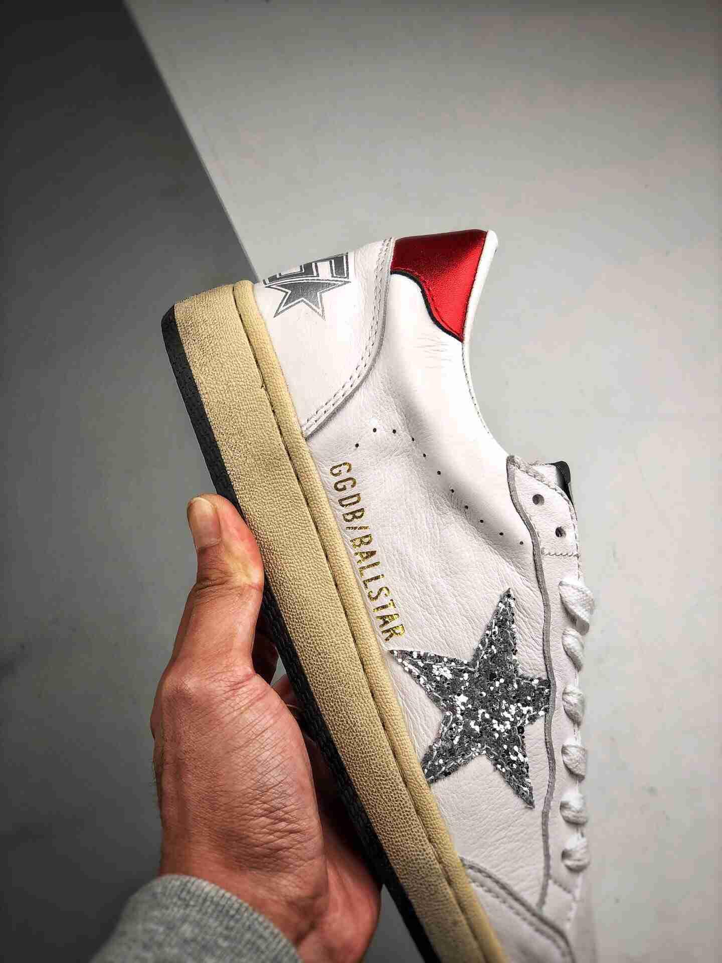 GGDB Golden Goose Super Star 系列小脏运动鞋