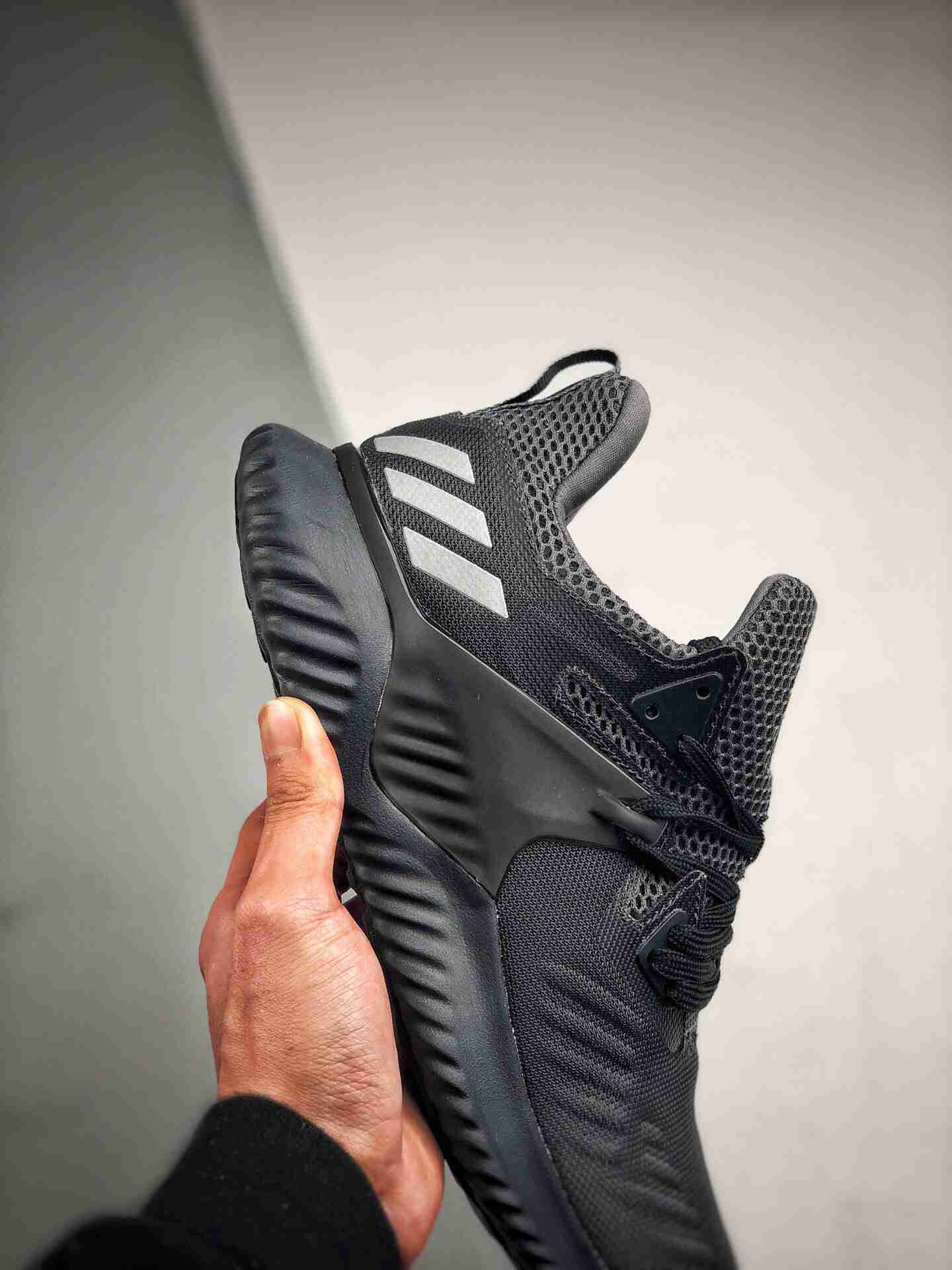 Adidas AlphaBounce HPC AMS  阿尔法v3.5 官方同步配色首发