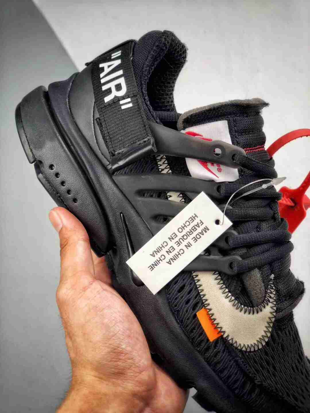 OFF-WHITE ™ x Nike Air Presto 2.0 OG纯原联名