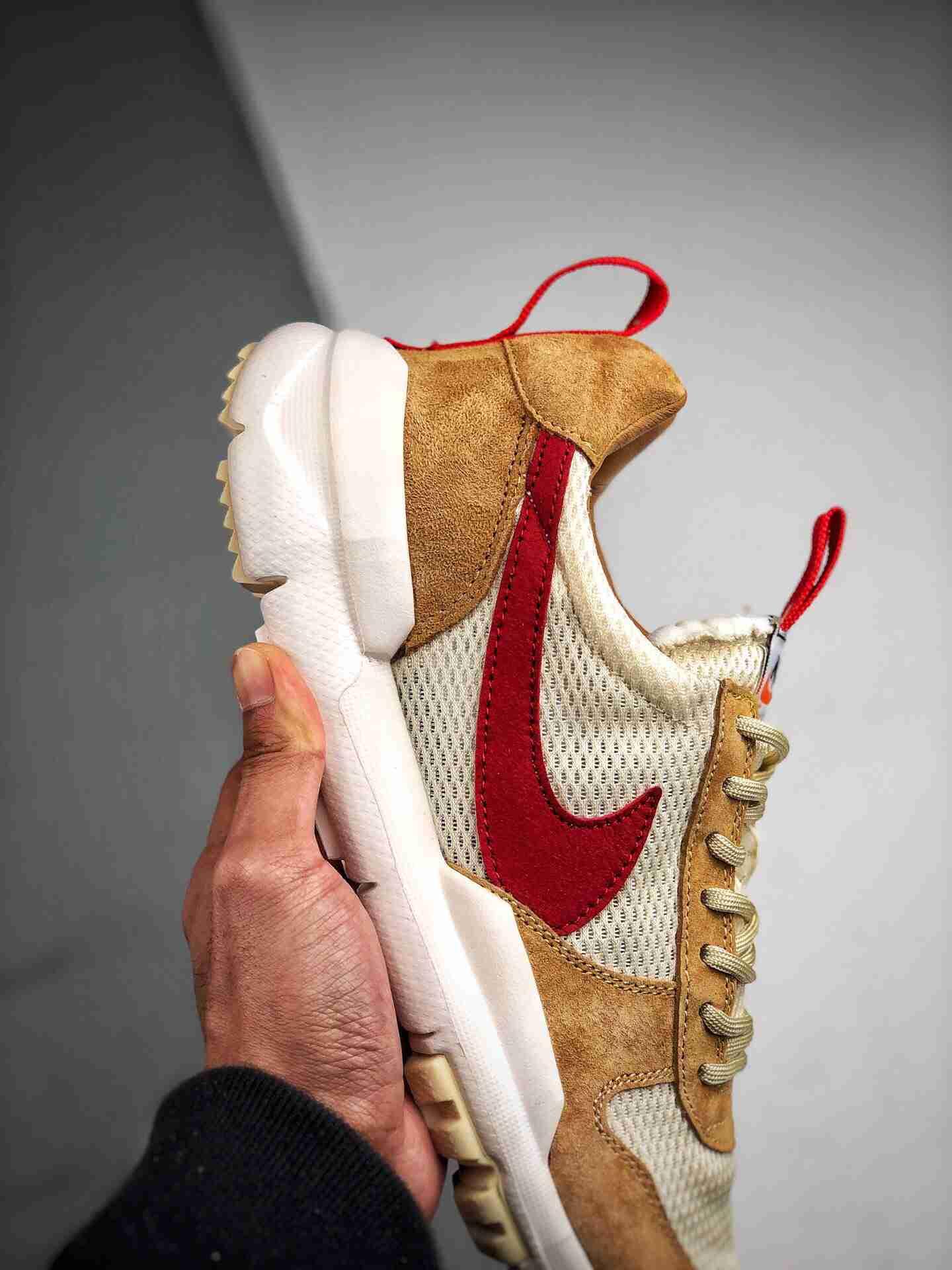 Tom Sachs X Nike Mars Yard TS NASA2.0 全新发售二维码新标版本 宇航员2.0