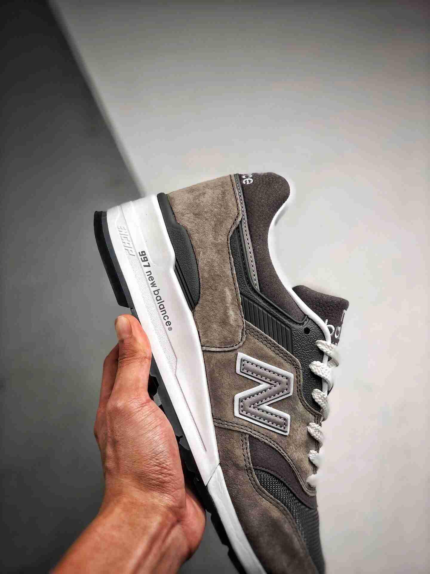 New Balance 997 原祖灰 NB997系列