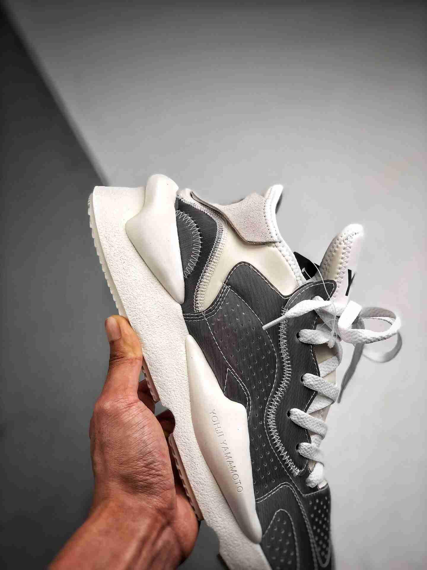Adidas Y-3 Kaiwa Chunky Sneakers 凯瓦系列
