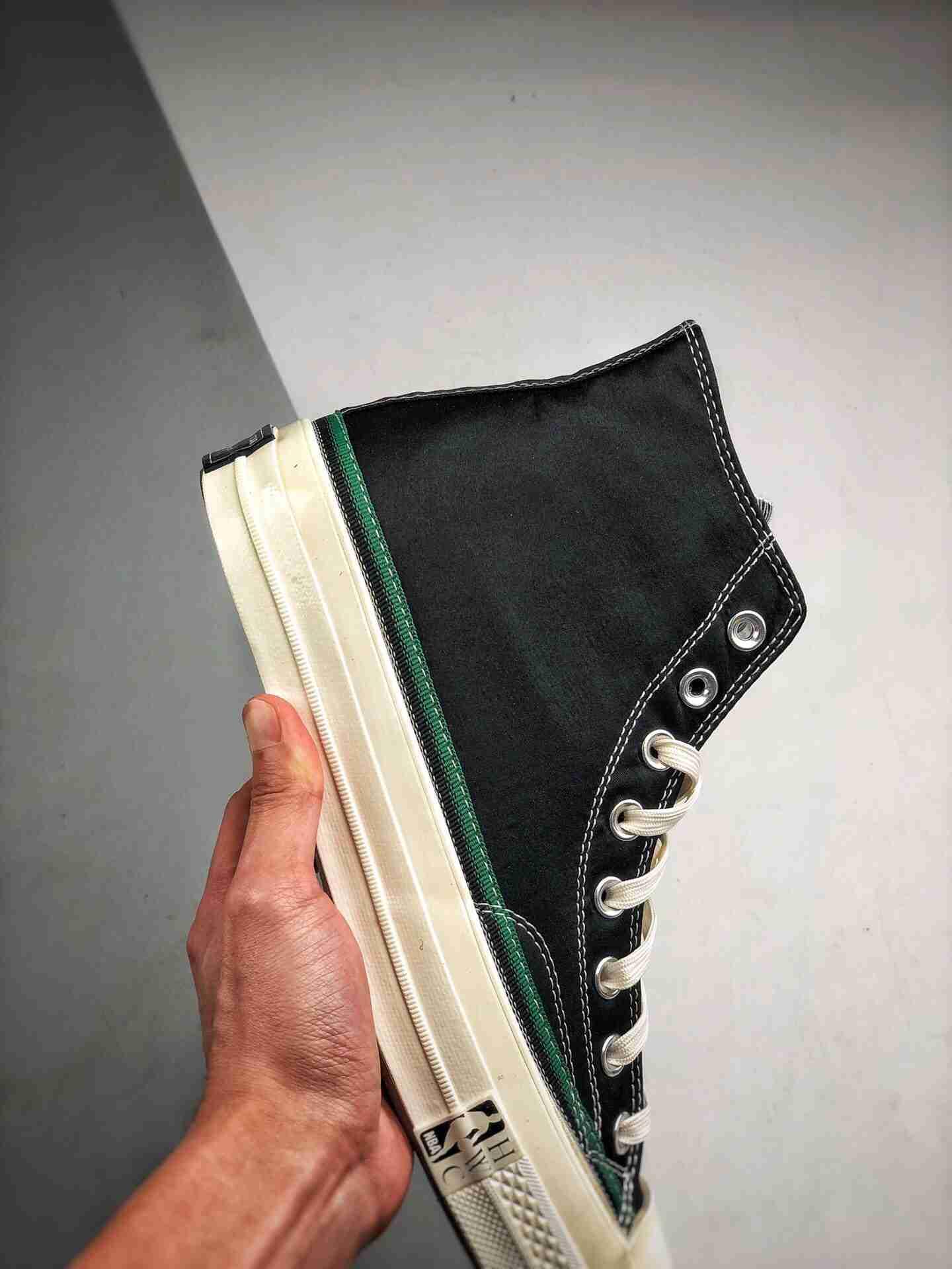 Converse Chuck Taylor 70s  NBA限量联名丝绸高帮硫化帆布鞋