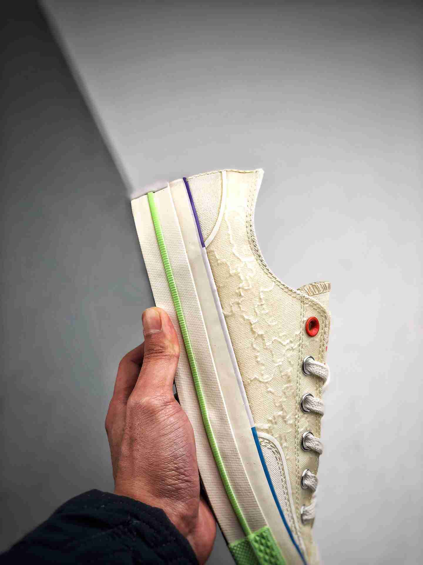 Convers 1970s x Pigalle匡威限量联名 低帮走秀滑板鞋